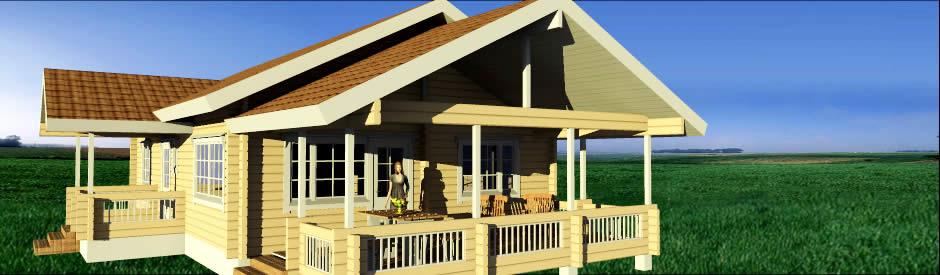 Mökin suunnitteluohjelma – Talo kaunis rakennuksen julkisivuun